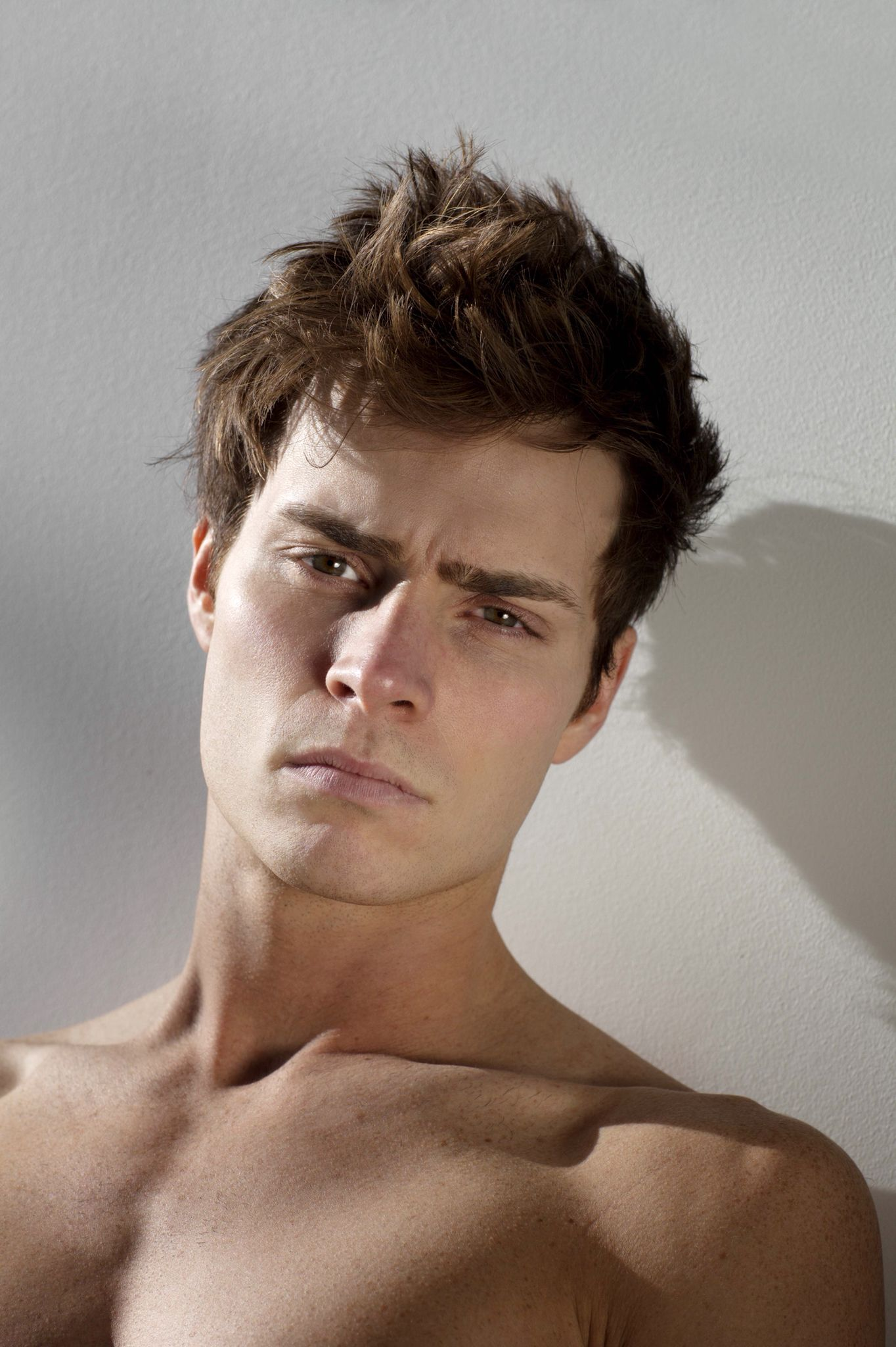 badda6473b5f6 Spencer Sutherland for Ford Models By Justice Apple www.justiceapple ...