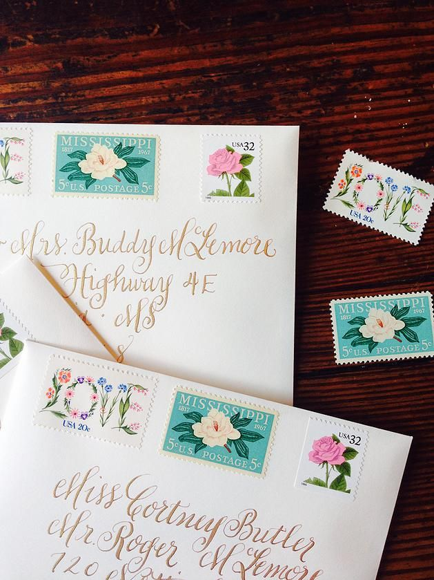 handwrite or print wedding invitation envelopes%0A Beth Hunt Calligraphy offers calligraphy for weddings  u     other special  events  handlettered with loving care  Based in Oxford  MS and shipping  nationwide
