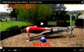 #lizcam12 #fitness #bikinis #health #bikini #source #total #pulse #blog #week #camp #boot #and #gym...