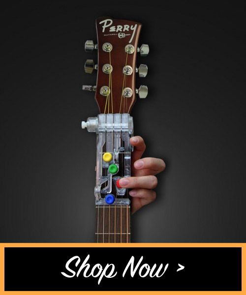 How To Play Guitar Easy Way To Learn Guitar Chords Productz