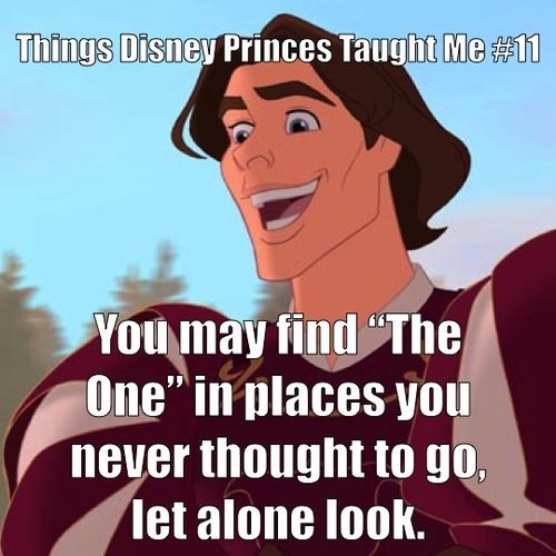 Things Disney princes taught me #11 Edward