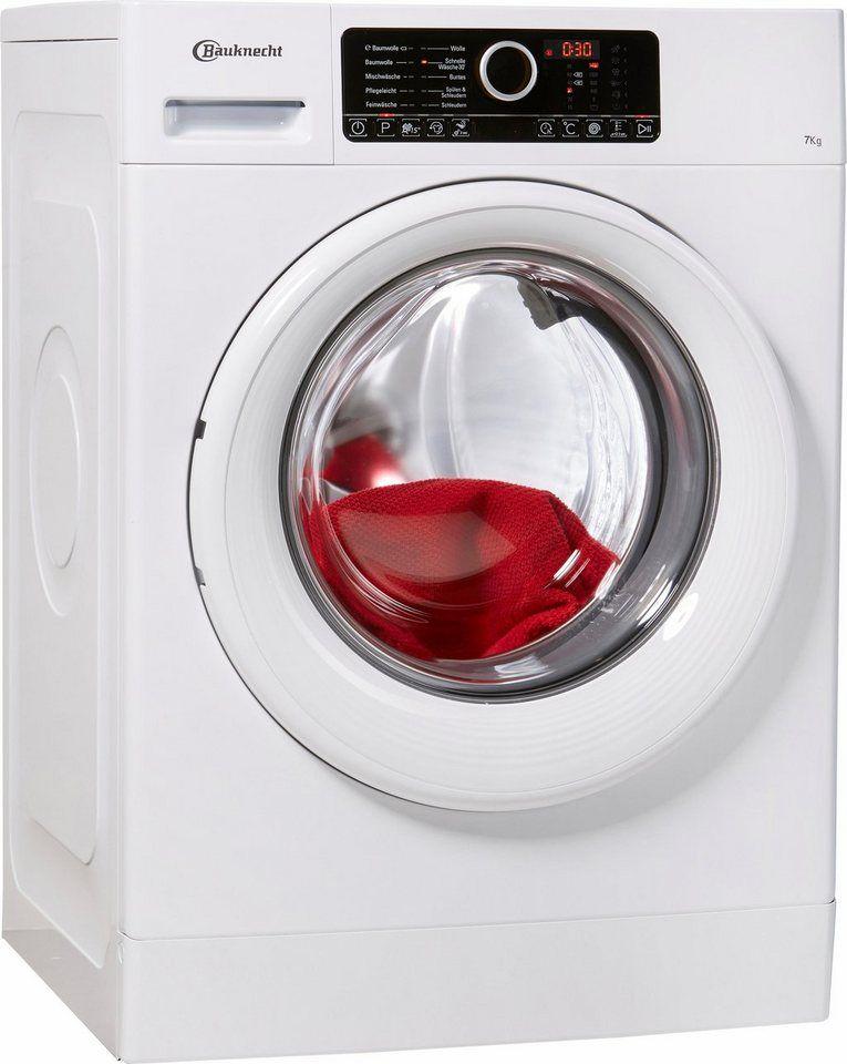 Bauknecht Waschmaschine Super Eco 7418 7 Kg 1400 U Min Inkl 4 Jahre Herstellergarantie Online Kaufen Bauknecht Waschmaschine Waschmaschine Trockner Auf Waschmaschine
