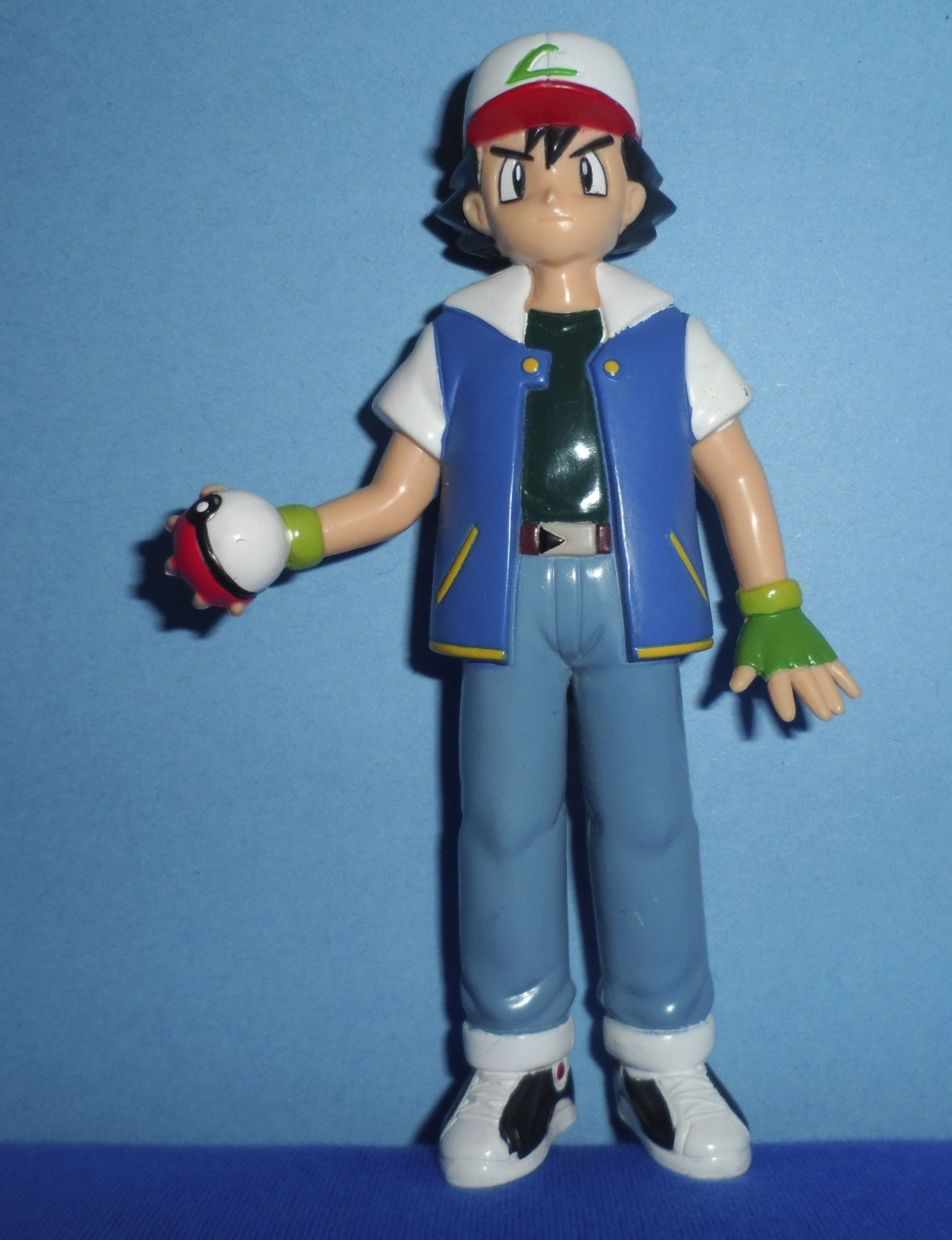 Pokemon Trainer, Ash Ketchum, TOMY 1998