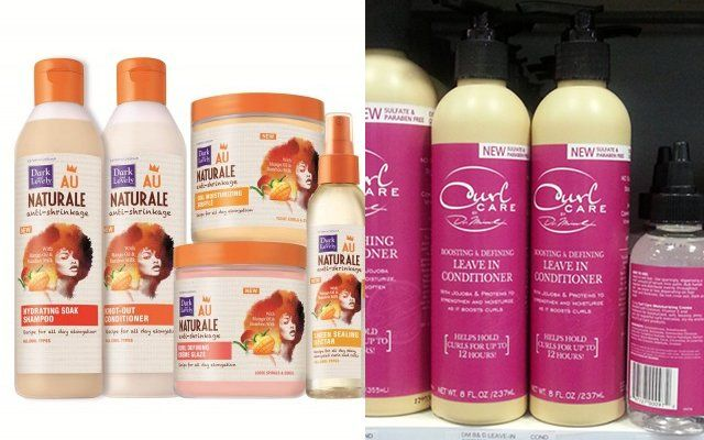 Review: Au Naturale by Dark & Lovely & Curl Care by Dr Miracles #NenoNatural