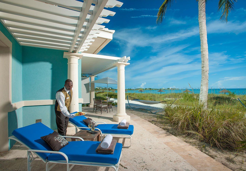 Prime Minister Honeymoon One Bedroom Beachfront Walkout