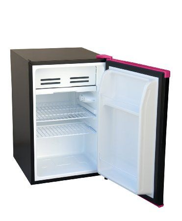 Amazon Com Spt 2 6 Cubic Feet Erase Board Refrigerator Energy Star Pink Kitchen Dining Mini Fridge Small Fridge Freezer Refrigerator