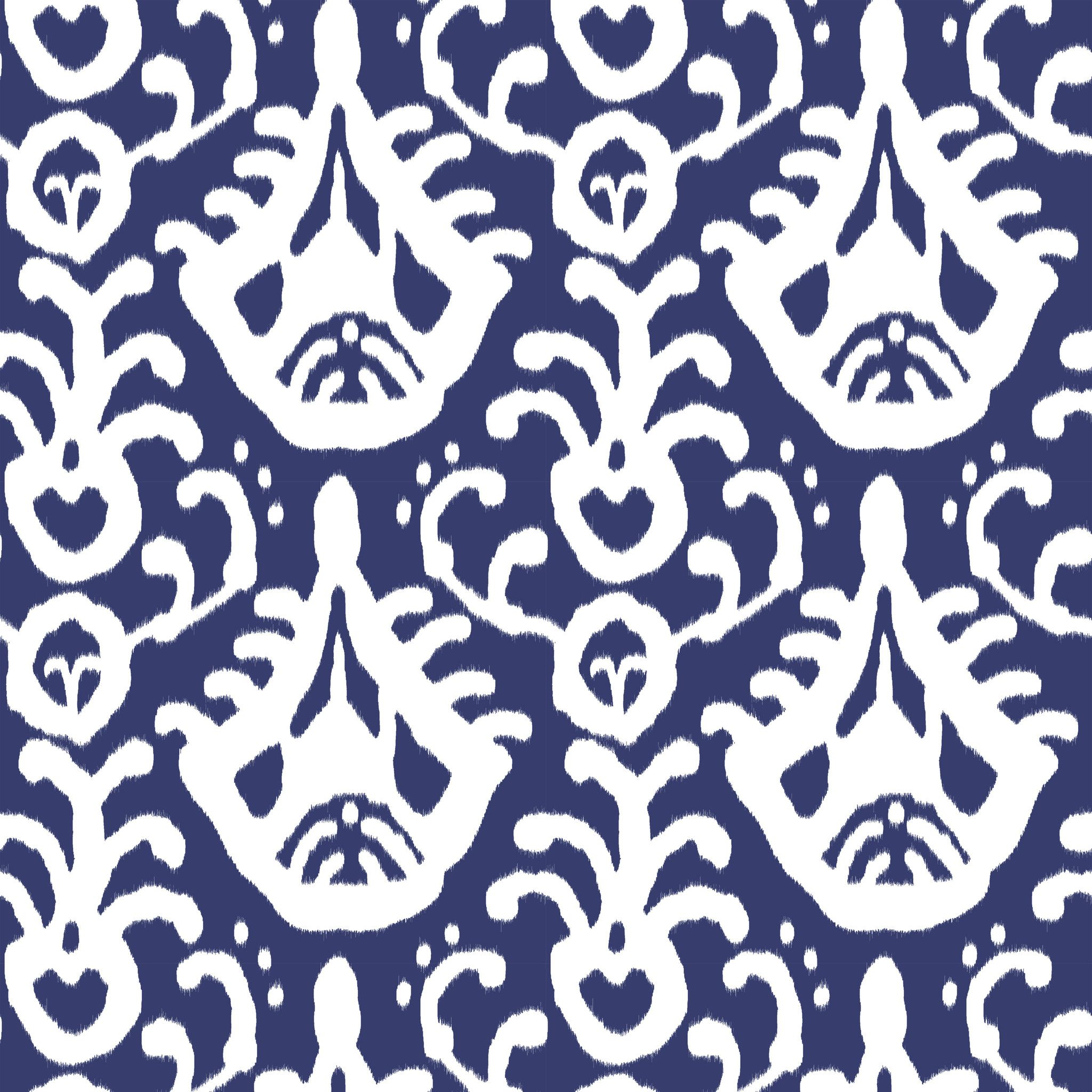 Ikat Wallpaper | Furbish Studio