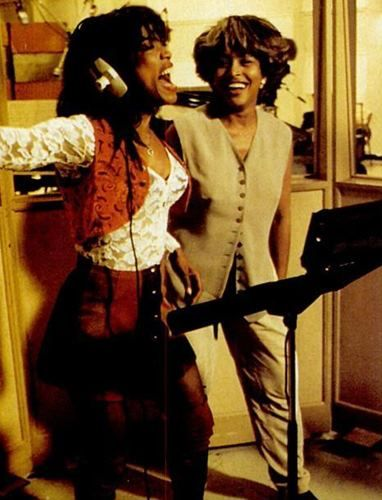 Angela Bassett & Tina Turner preparing for movie on Tina ...