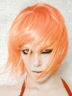 Peach Hair Dunno Why But I Love This Pale Pastel Peach Hair