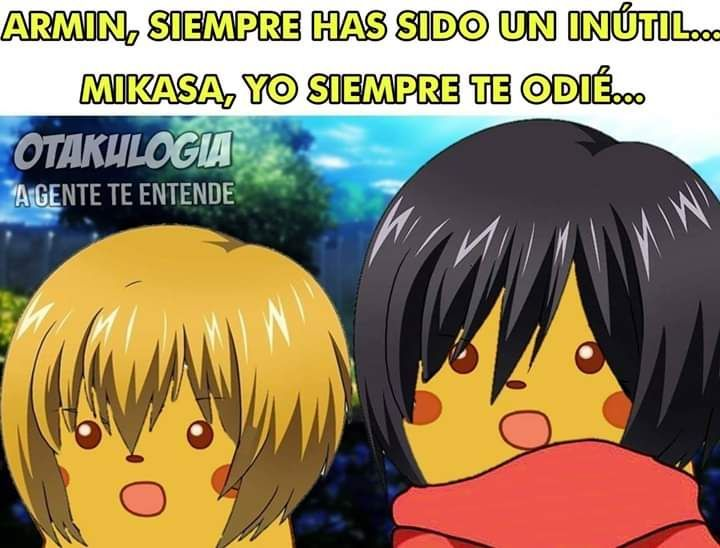 Memes de Shingeki No Kyojin :D