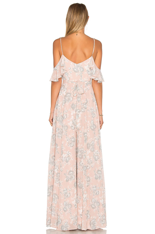 chique maxi jurken