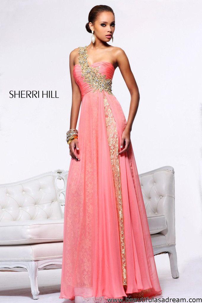 Sherri Hill 1593 | Prom Night ♥ | Pinterest | Vestidos de noche ...