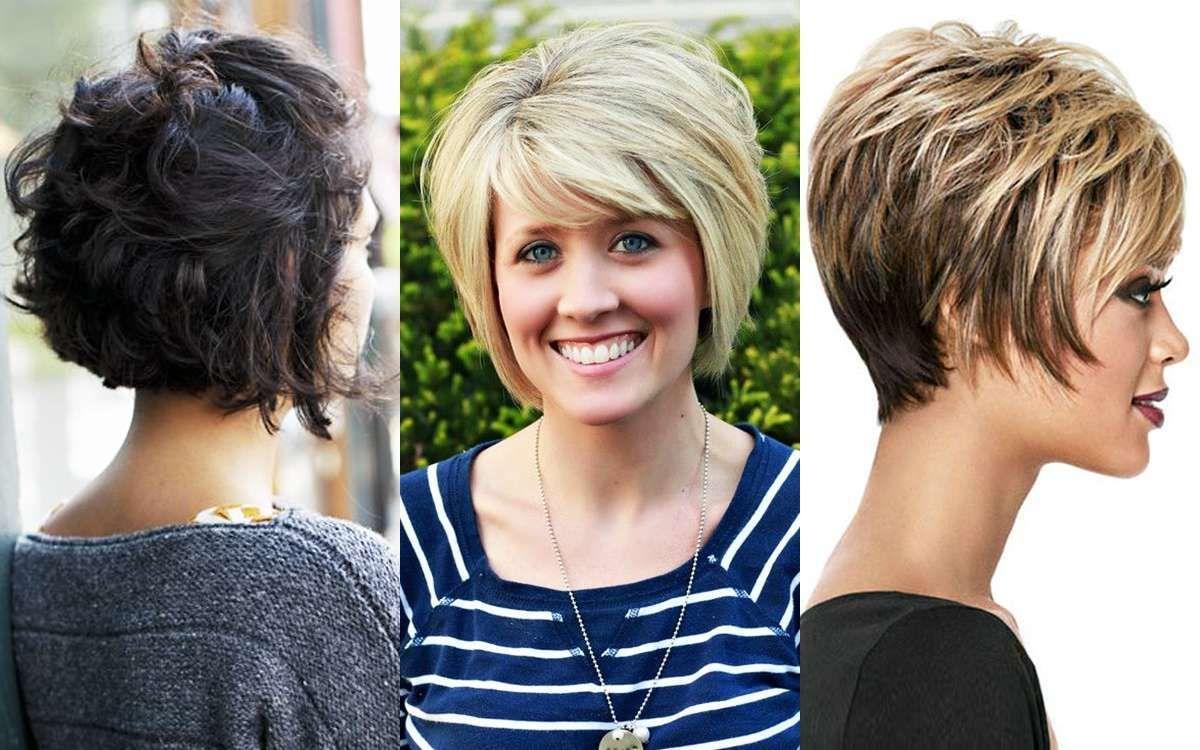 Plus size short hairstyles bob haircuts for plus size women