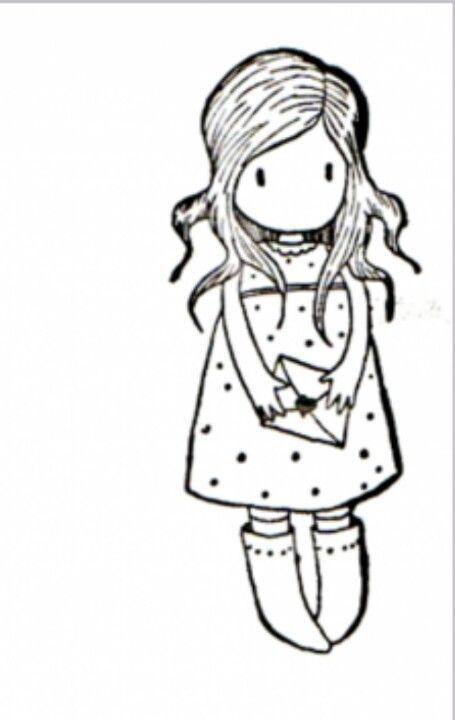 Resultado de imagen de gorjuss para colorear | gorjuss | Pinterest ...