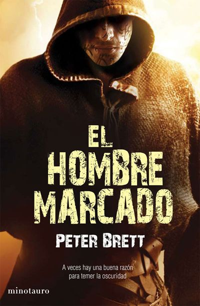 El Hombre Marcado, Spanish translation of The Warded Man