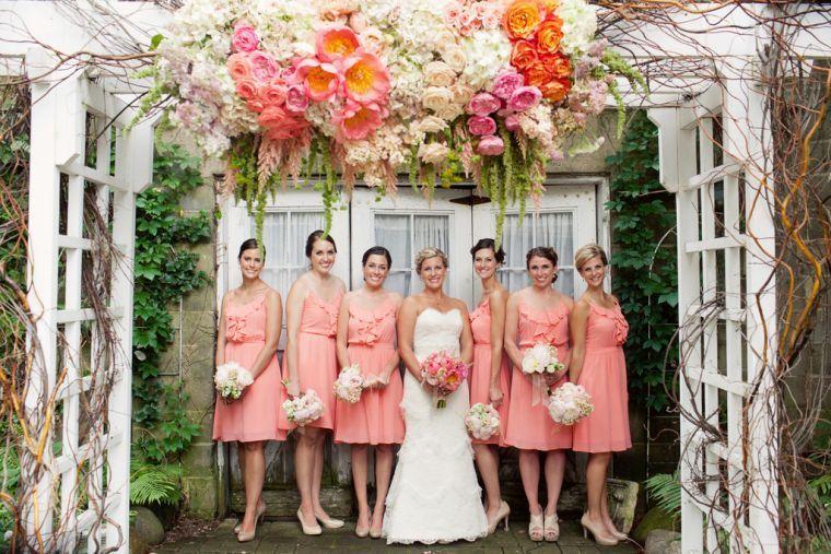 Vestidos De Dama De Honor 100 Modelos Para Elegir Lo Mejor Para El Gran Dia Nuevo Decoracion Vestidos De Damas De Honor Damas De Honor Vestidos De Dama