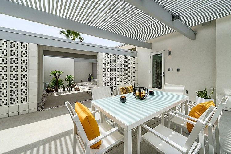 Hidden Desert Residence by H3K Design Interior Design Inspiration - raumdesign wohnzimmer modern