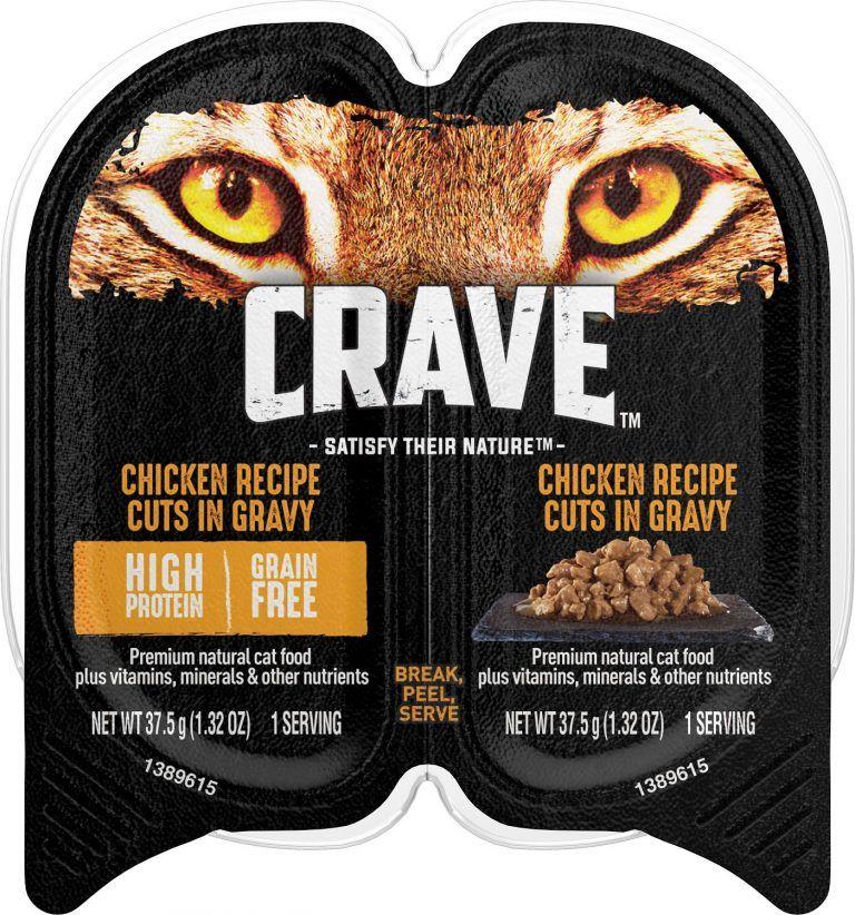 crave grain free High protein cat food, Natural cat food