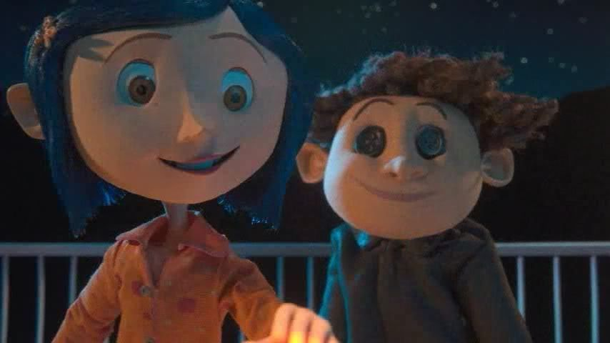 Coraline And Wyibe Photo Coraline And Wybie Coraline And Wybie Coraline Coraline Jones