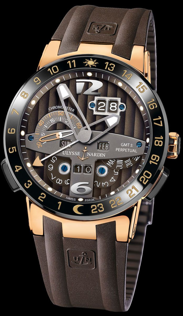 Ulysse Nardin Watch El Toro Ulysse Nardin Watches Luxury Watches For Men Stylish Watches