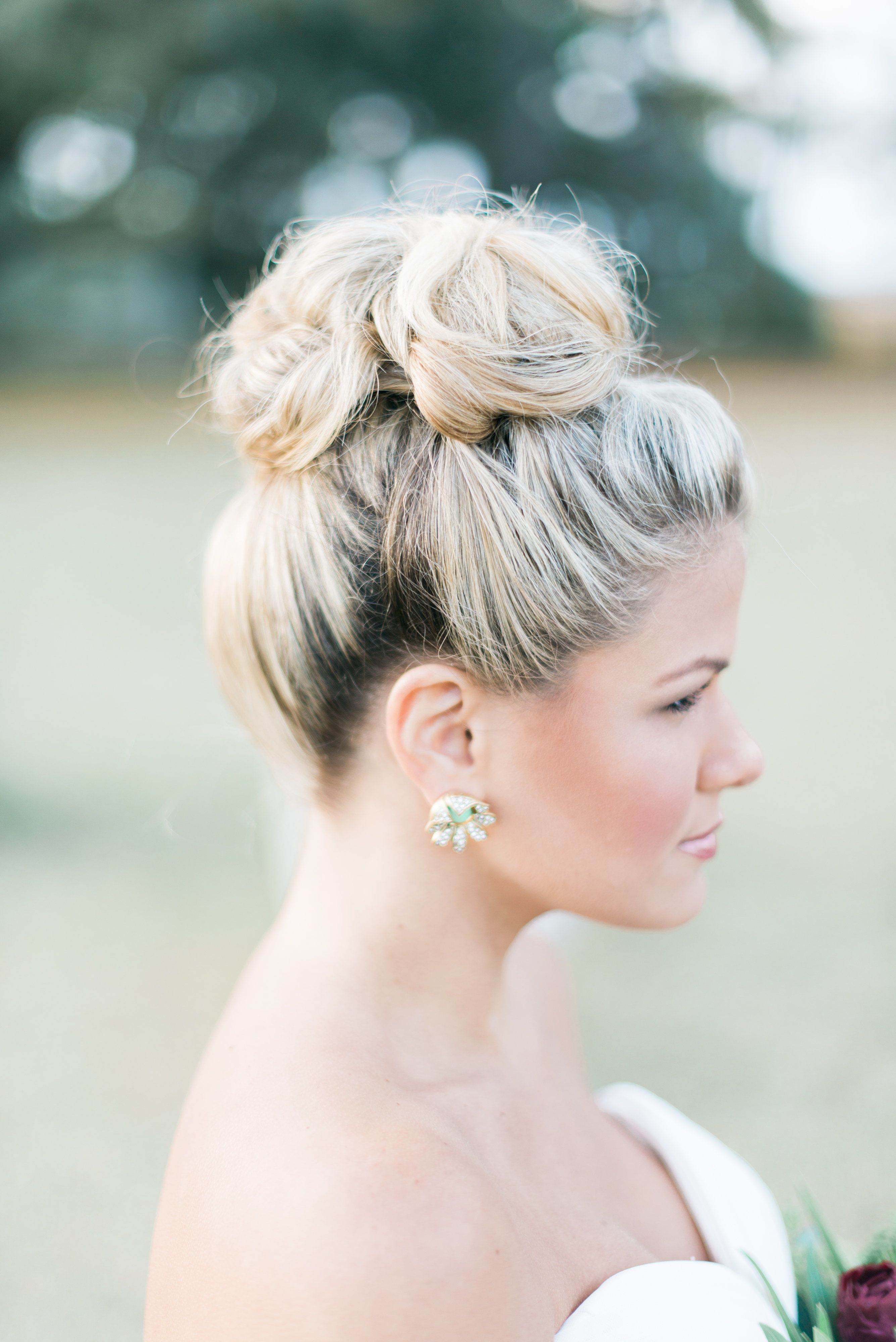 Smpwedding tips for a great hair makeup trial run gorgeous