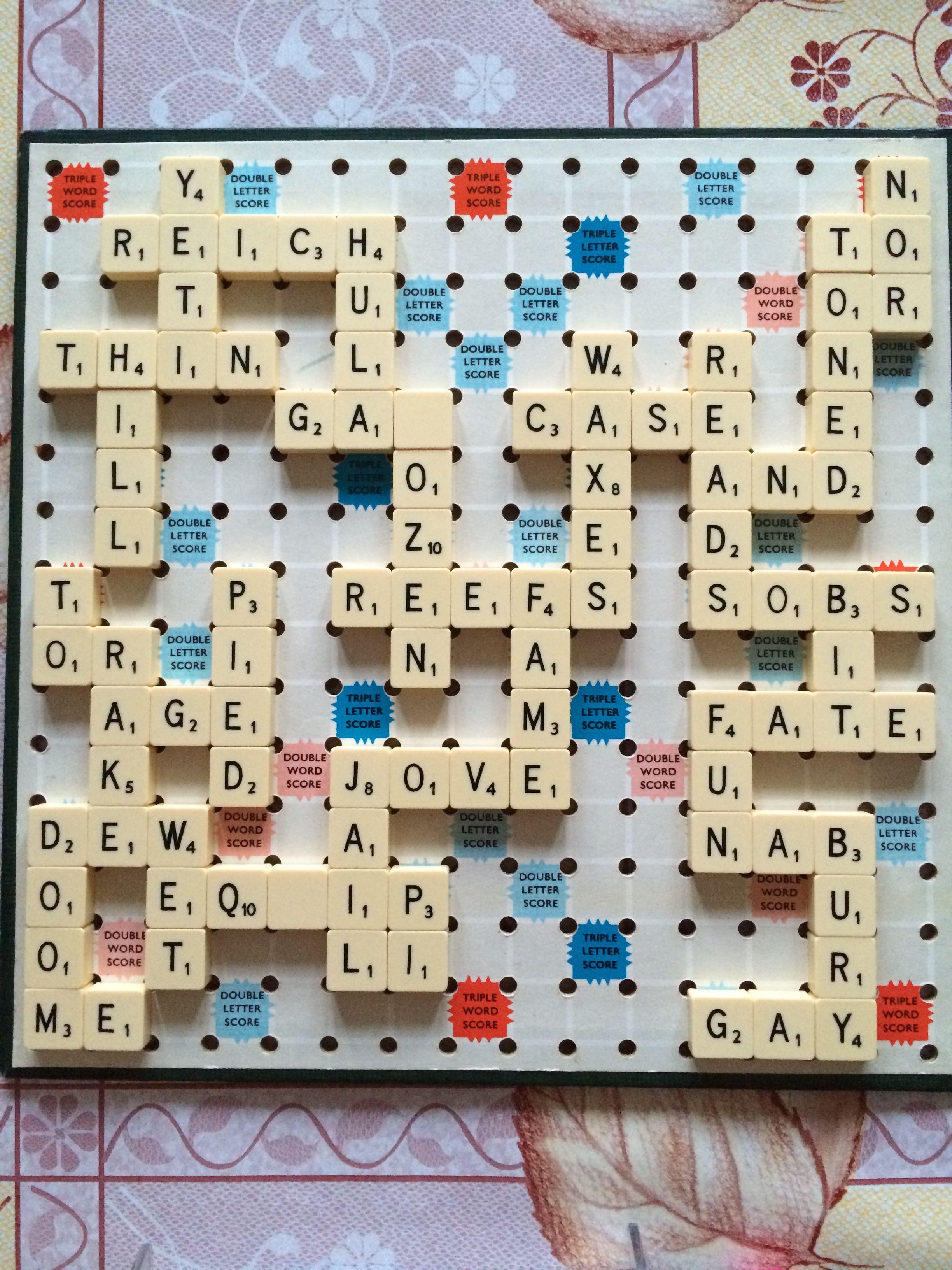Online Scrabble • Play Online Scrabble Word Game Free