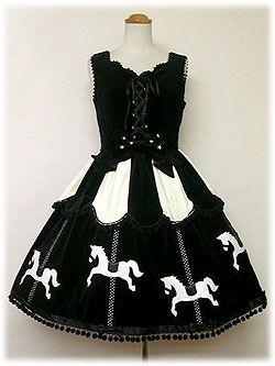 Angelic Pretty » Jumper Skirt » Carnival JSK