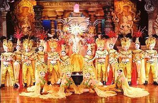 Itinerary wisata ke bangkok