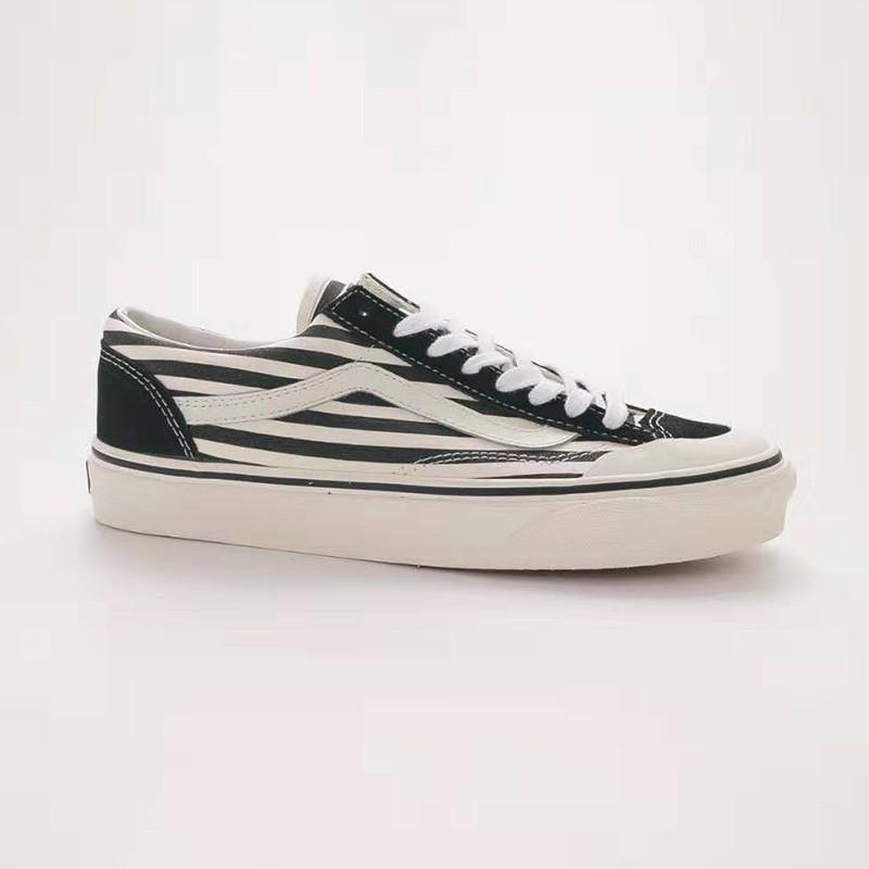 Vans Style 36 Cecon SF Zebra Pattern