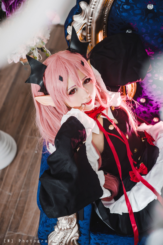 Krul tepes tsukihimetsukihime krul tepes cosplay photo cure worldcosplay