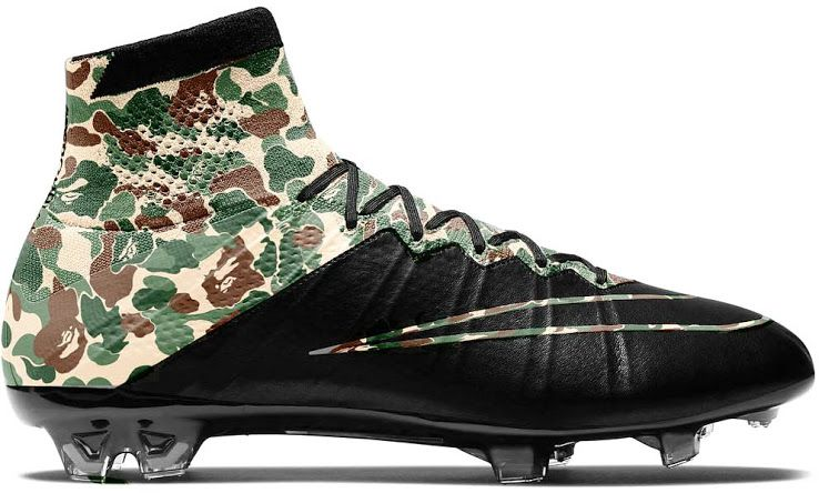 f64ad6a5f Nike Bape Concept Boots Pack by Jorge Cendejas - Footy Headlines ...