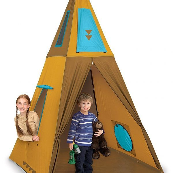 Jetaire Camper Playhouse   Kids tents, Play tent, Plush campfire