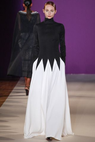 Talbot Runhof Spring 2014 Ready-to-Wear Collection Slideshow on Style.com