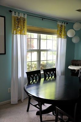 Awesome Short Curtains for Basement Windows