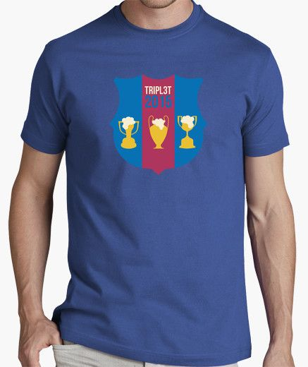 barcelona champions league t shirt