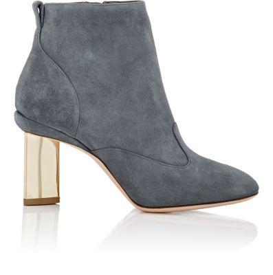 NICHOLAS KIRKWOOD Prism-Heel Ankle Boots.  nicholaskirkwood  shoes ... b21d1d0fe2c1b