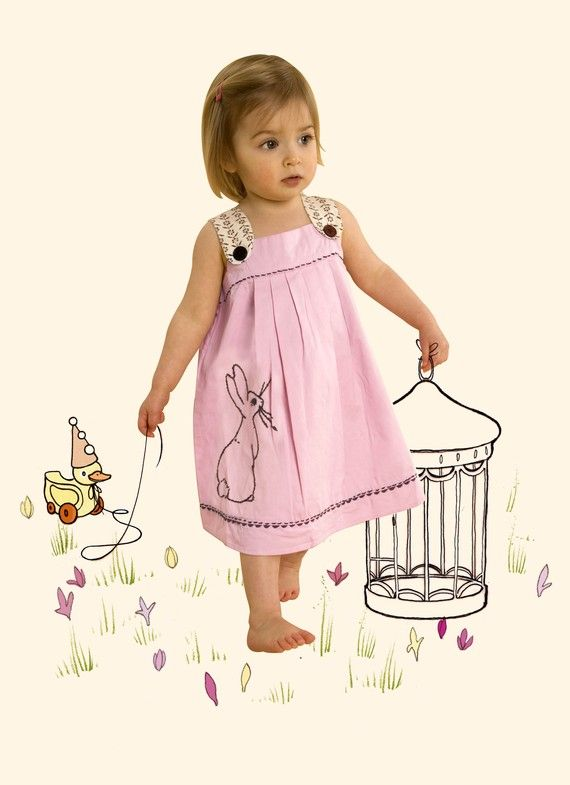 Perfect little Easter/spring dress