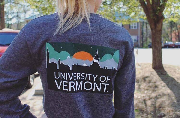 University of Vermont (UVM) College Apparel College