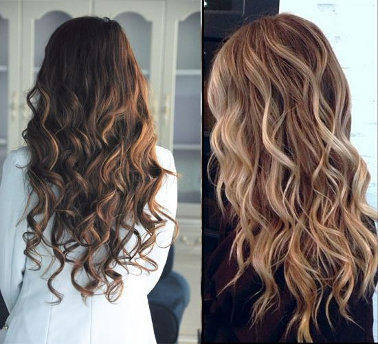 Balayage Highlights And Balayage Ombre For Spring 2014 Vpfashion Ombre Balayage Hair Ombre Balaya Chestnut Hair Color Balayage Hair Curly Hair Styles Naturally