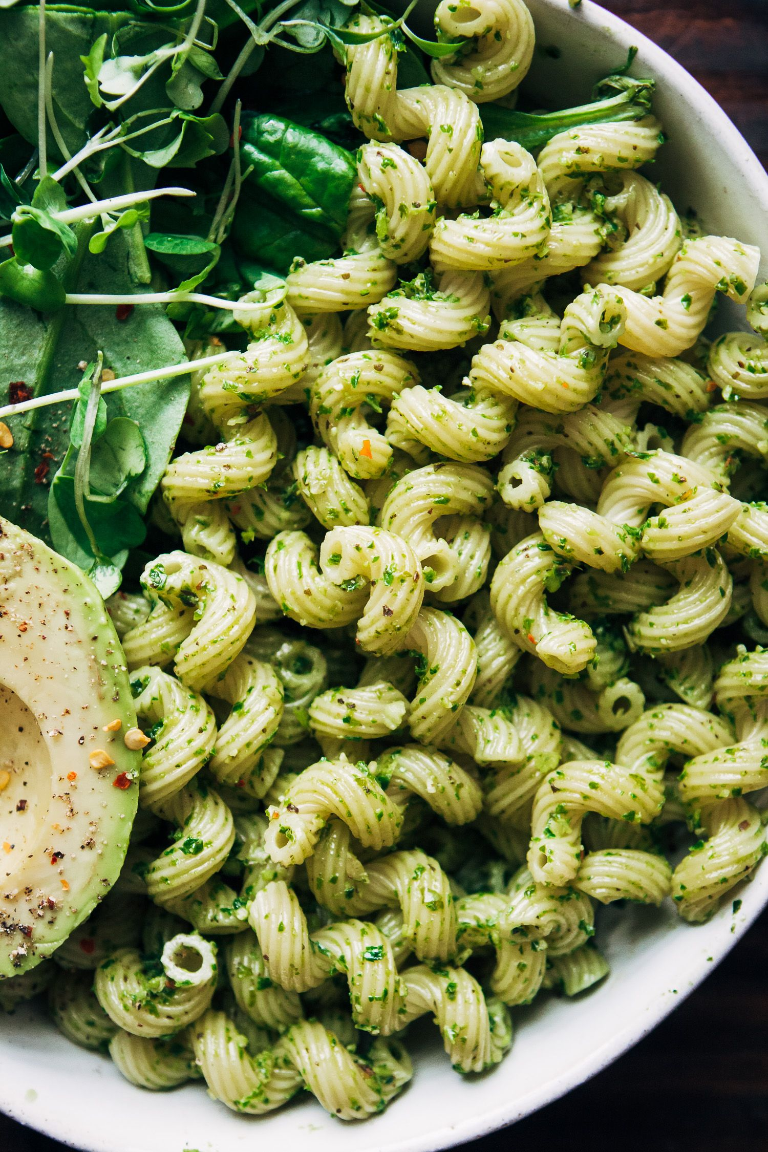 The Best Vegan Kale Pesto