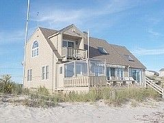 Spectacular Ocean Front Beach House at 45 Uncle Stephens Rd W Dennis Call Tom