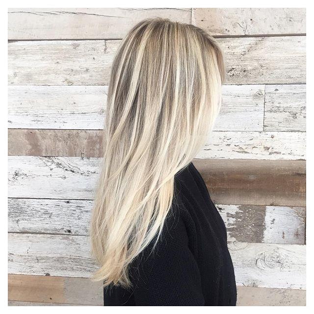 långt hår 2016