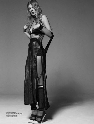 #ConstanceJablonski by #PhilipGay for #ZooMagazine Summer 2014