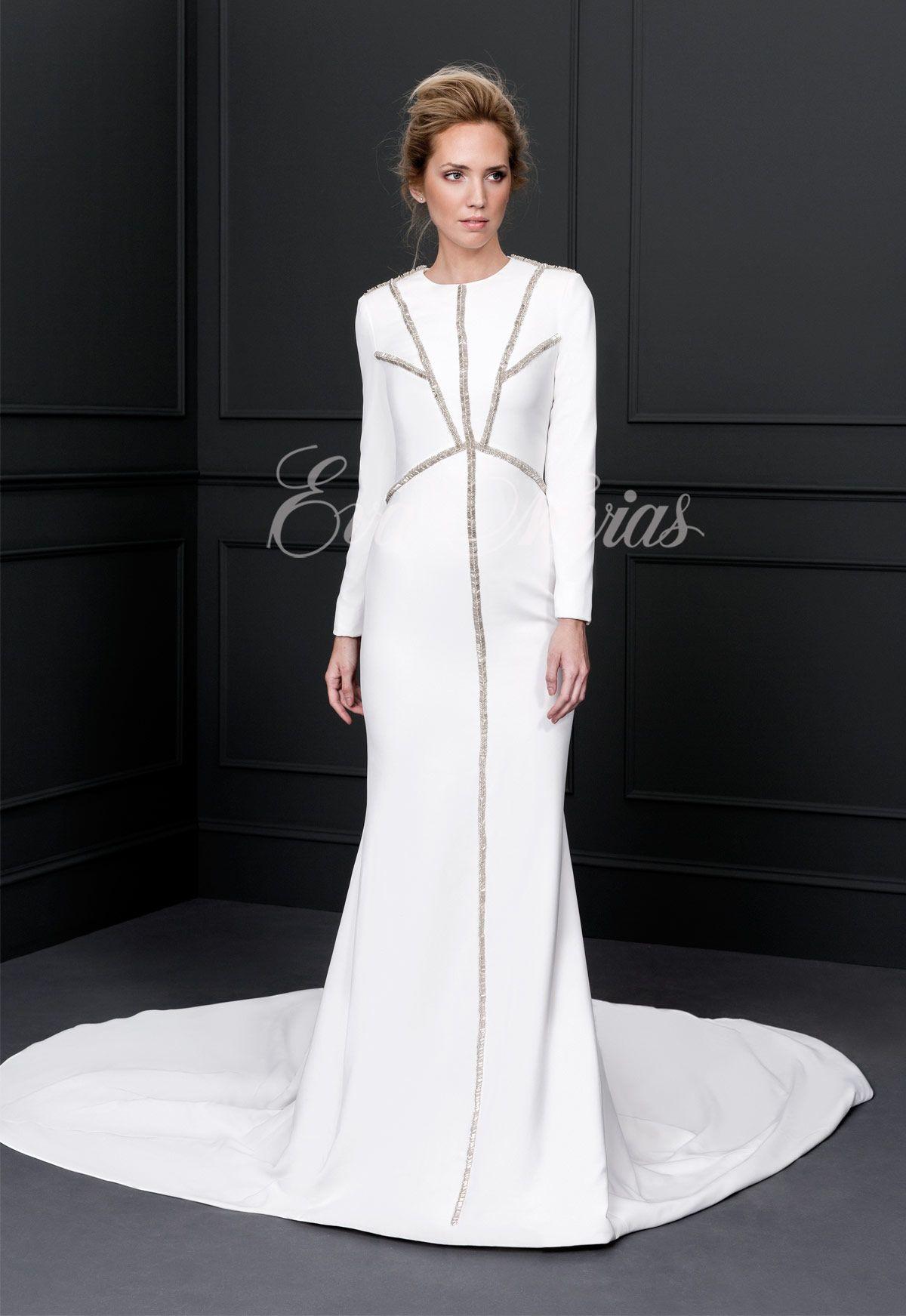 Vestidos novia victoria martin berrocal