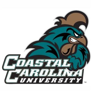Coastal Carolina Chanticleers Logo Vector Coastal Carolina Coastal Vector Logo
