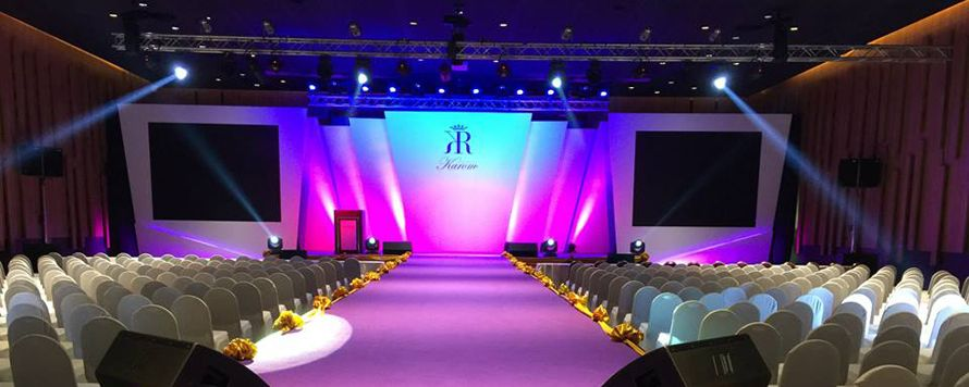 Corporate event design google search stage design for Auditorium stage decoration