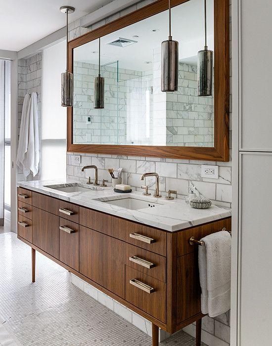 Cuartos de baño estilo años 50 | Pinterest | Cuarto de baño, Baño y Años