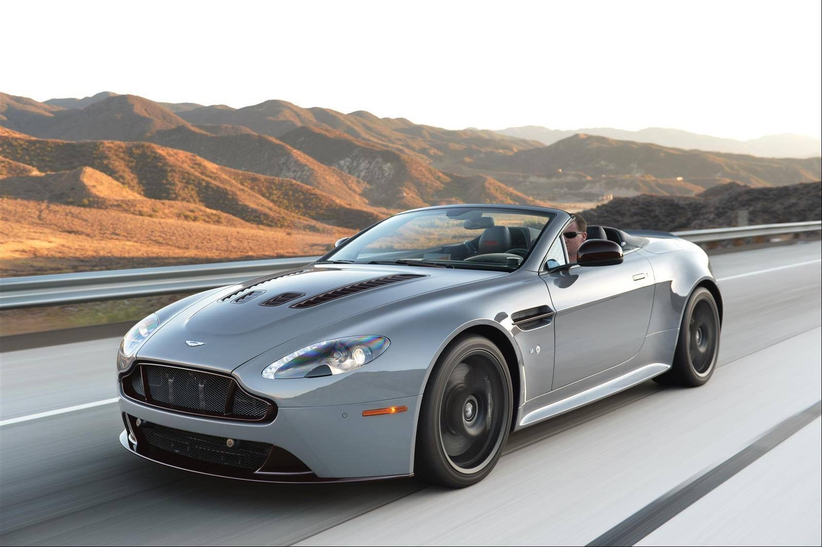 Aston Martin V12 Vantage Roadster Aston Martin Vantage Aston Martin V12 Aston Martin V12 Vantage