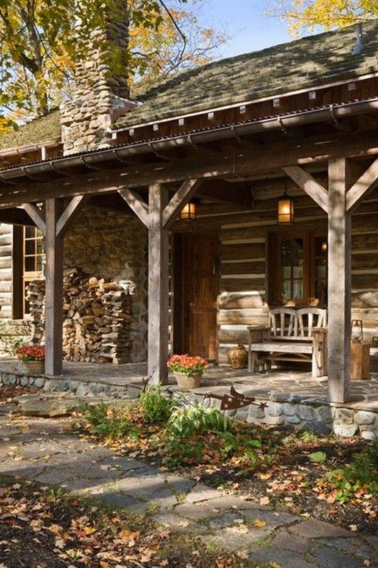38+ Top Rustic Porch Ideas To Decorate Your Beautiful Backyard #rusticporchideas