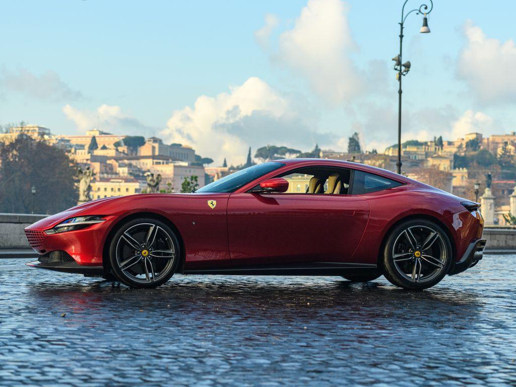 Ferrari Roma (F169) / 2020